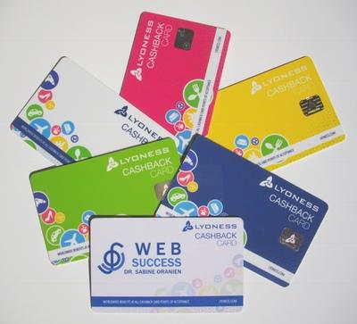 cashback karte Dr. Sabine Oranien   Coaching für Unternehmer cashback karte